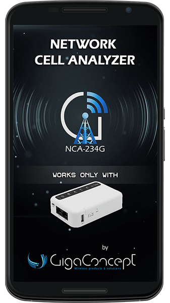 network cell analyzer android